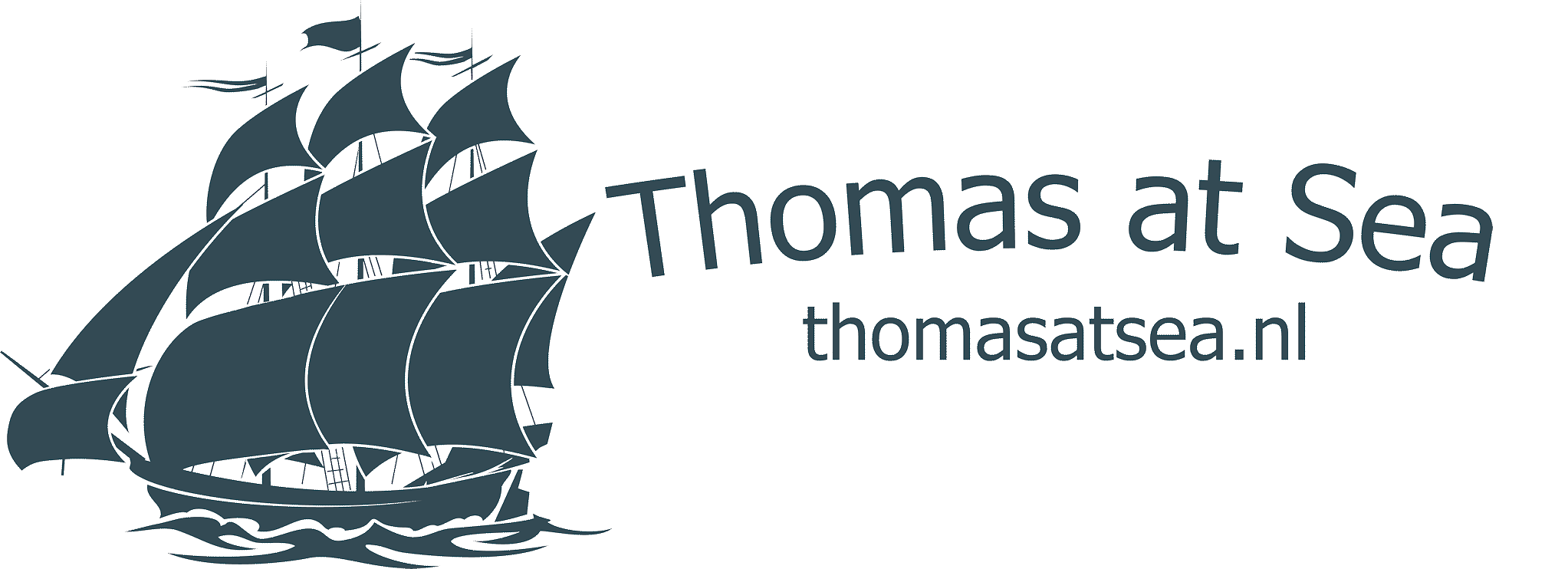 Thomas at Sea logo